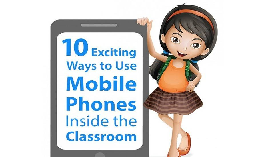 [Infographic] 10 Exciting Ways to Use Mobile Phones In the Classroom