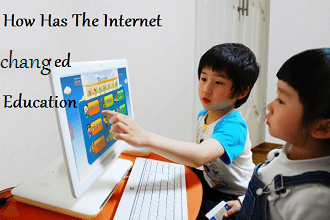 [Infographic] How Has The Internet Changed Education?