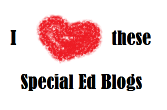 SpecialEd help on the Web: 15 Special Education Blogs