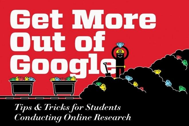 [Infographic] Tips and Tricks For Students Conducting Online Research