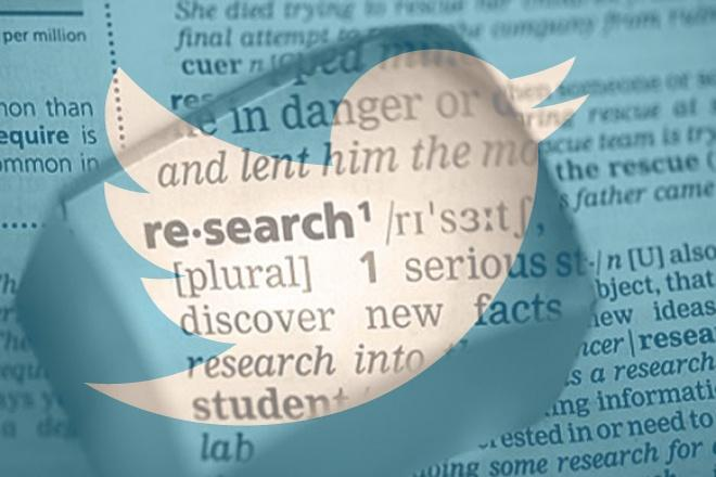 How Can Students Use Twitter For Research?