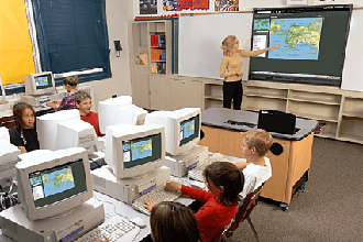 technology transforming education