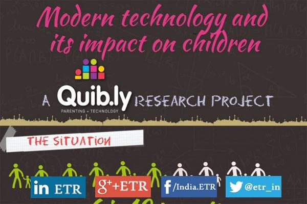 Modern technology and its impact on children