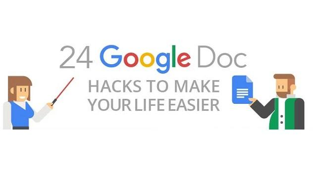 24 Helpful Google Doc Hacks to Help Teachers and Students