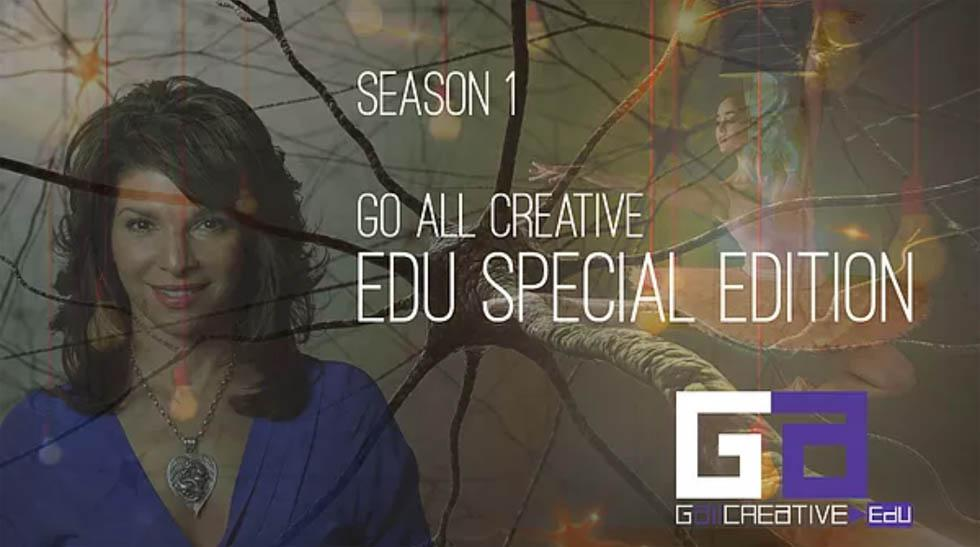 Go All Creative EDU - Creativity Professional Learning Community