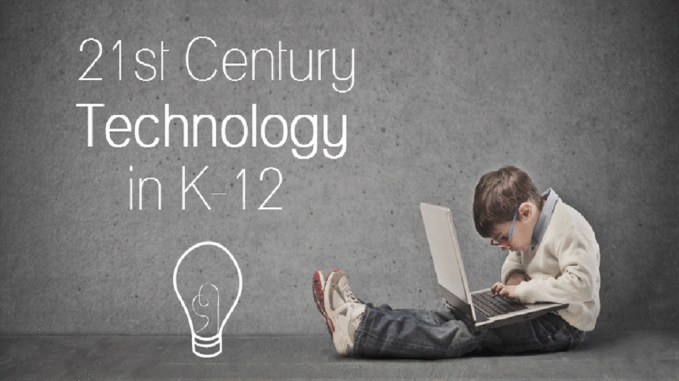 [Infographic] 21st Century Technology in K-12