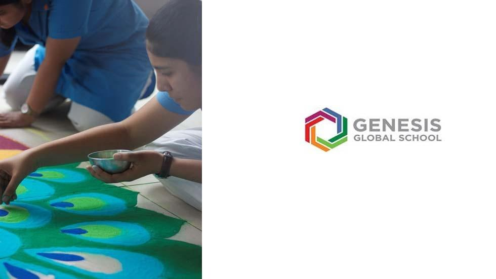 Genesis Global School organizes LANDMARK Edition 2 - a cultural journey