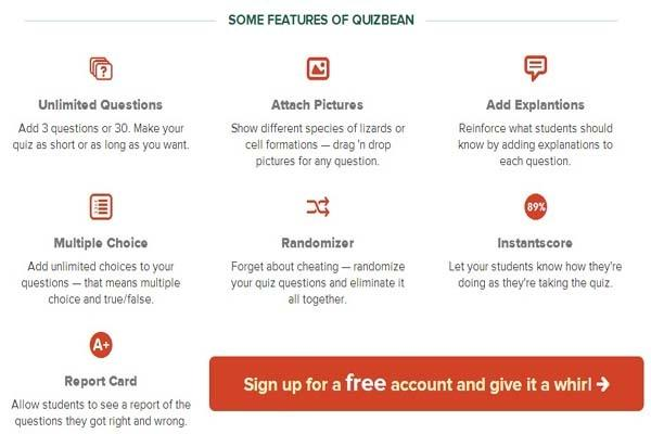 QuizPoo - Online Quiz(Use,Review,Training)-EdTechReview
