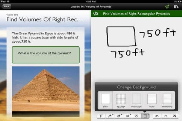 Webinar: iPads and Common Core Math