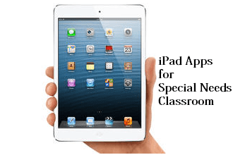 Webinar: iPad Apps for the Special Needs Classroom
