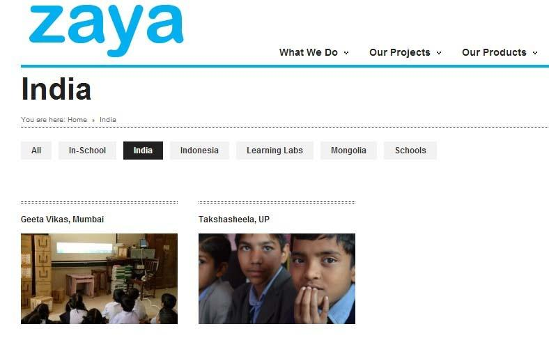 Zaya: Bringing World Class Education to Every Neighborhood