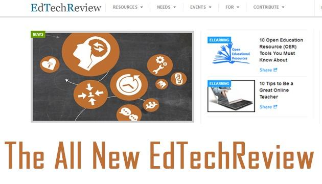 New EdTechReview