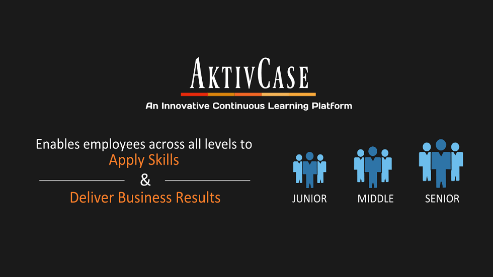 KNOLSKAPE Launches AktivCase, A Continuous Learning Platform