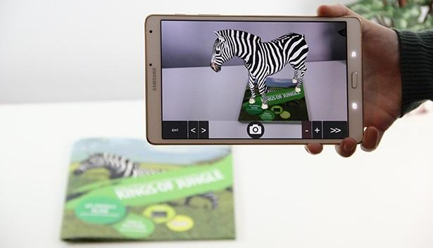 This Startup Launches A Campaign, To Bring Educational Augmented Reality Products To Kids!