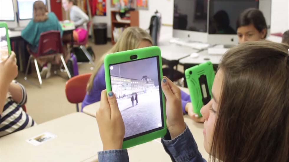 AugThat! Classroom Engagement through Augmented Reality
