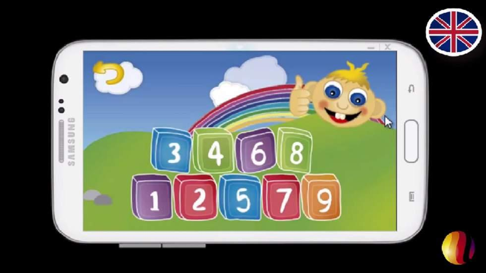 Baby Learn, A Free Bilingual Early Learning App