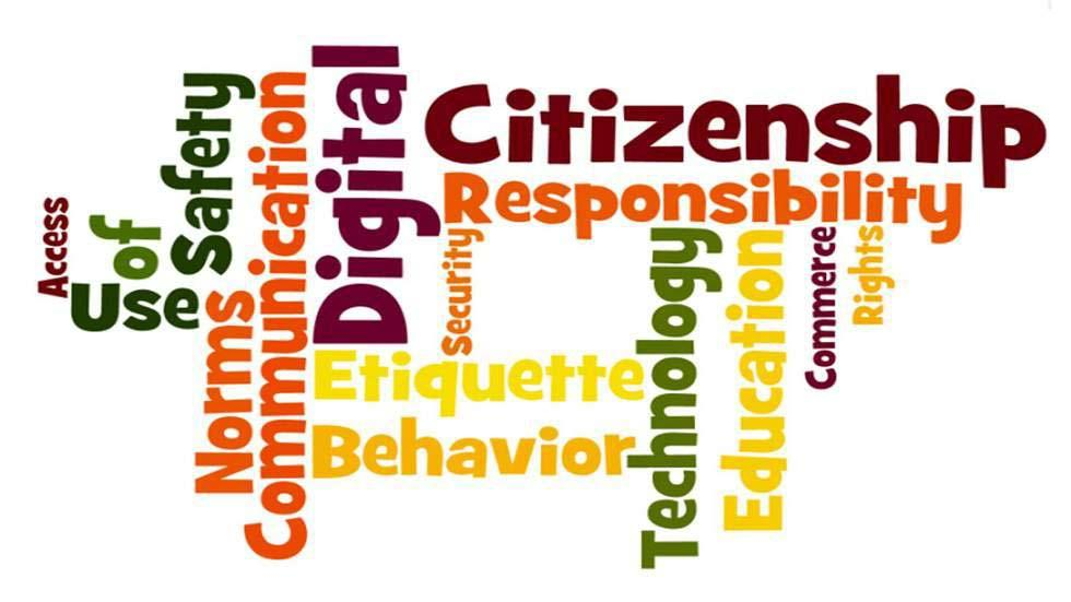 Digital Citizenship Vs Digital Leadership