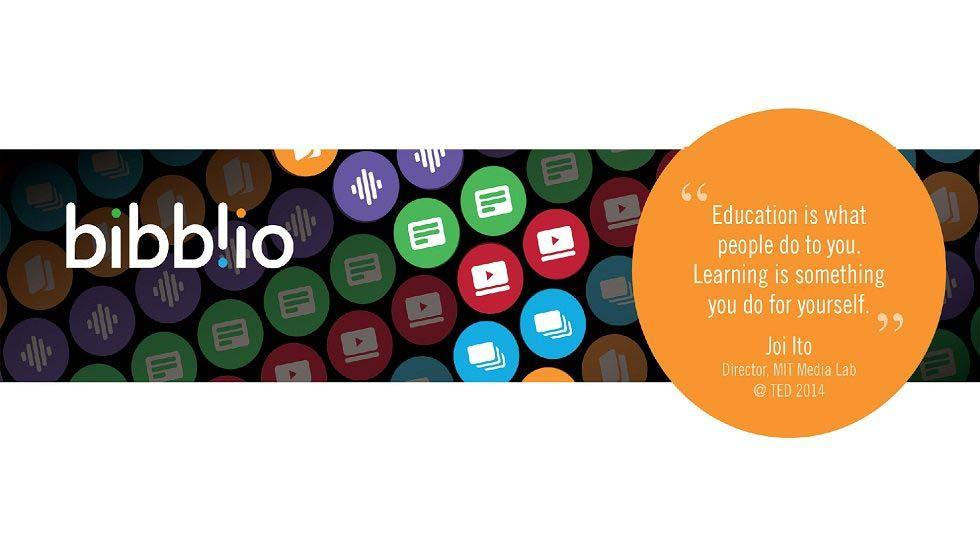 Bibblio: Social and Open Learning Tool Launches in time for the New Academic Year