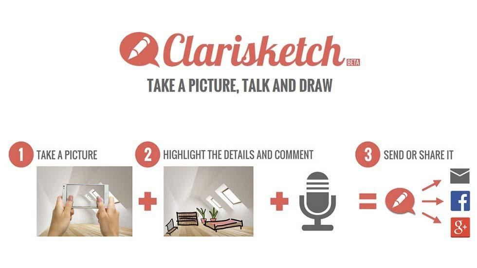 Clarisketch: New Tool To Help You Create Flipped Lessons