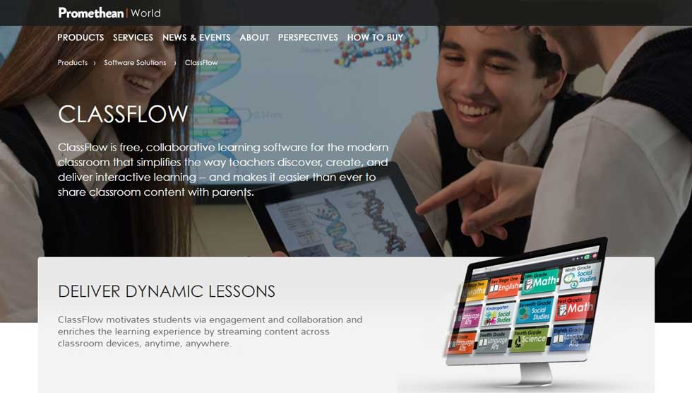 Promethean is Looking for Education Profiles Like Yours