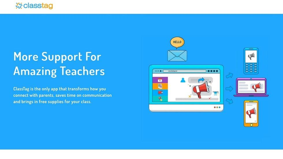 ClassTag CEO on Offering More Support For Amazing Teachers & Future Plans