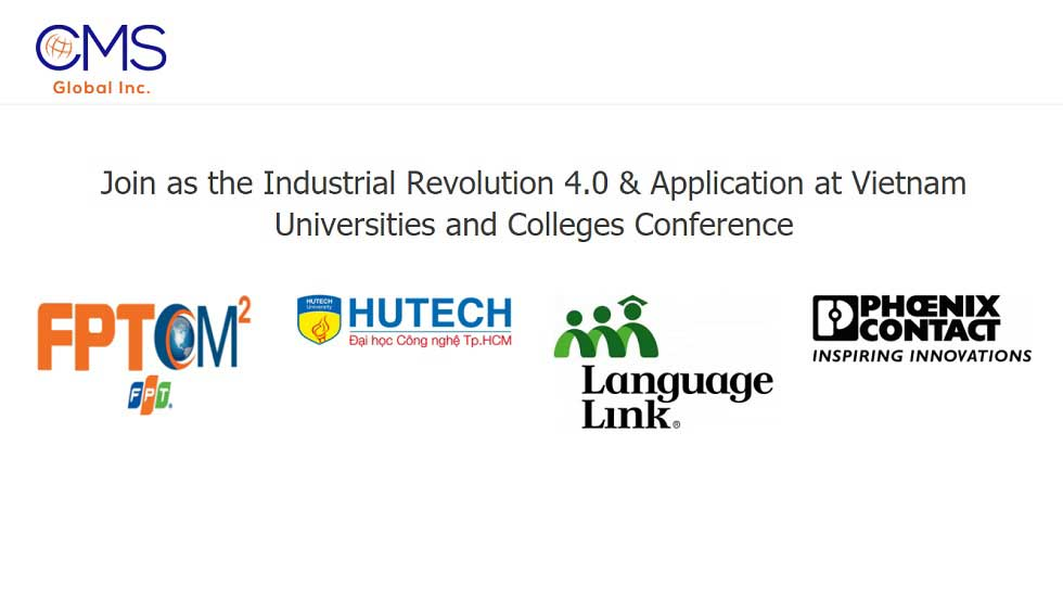 FPT-CMS and AVUC Announce Industrial Revolution 4.0 Conference, Focused On Paradigm Shift Required For Education In Vietnam
