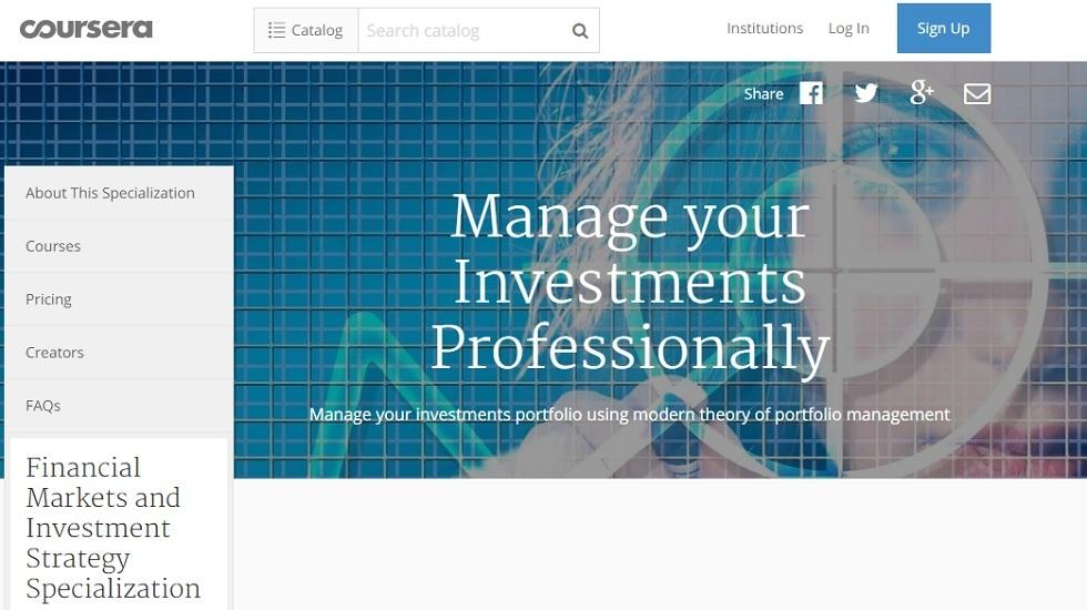 Coursera and ISB Launch Investment Management Courses to Address Lack of Personal Finance Skills in India