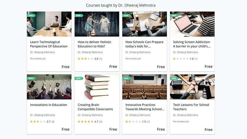 Indian Educator Sets Record: 100+ Free Udemy Courses With Over 1,30,000 Enrolled Students