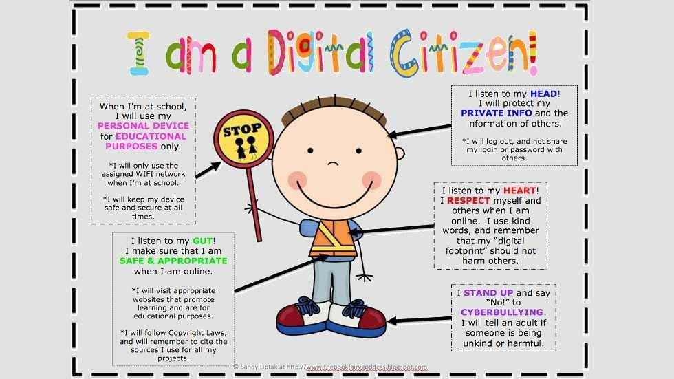 Why is Digital Citizenship Important? Even for Youngest Kids