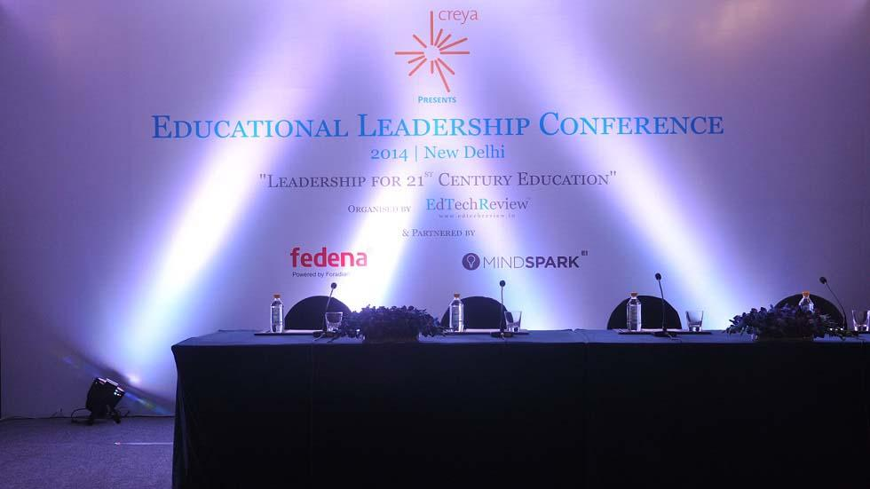 Educational Leadership Conference (ELC) 2014 | New Delhi - Leadership for 21st Century Education