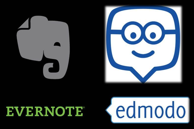 Edmodo and Evernote: A Great Combination for Teachers
