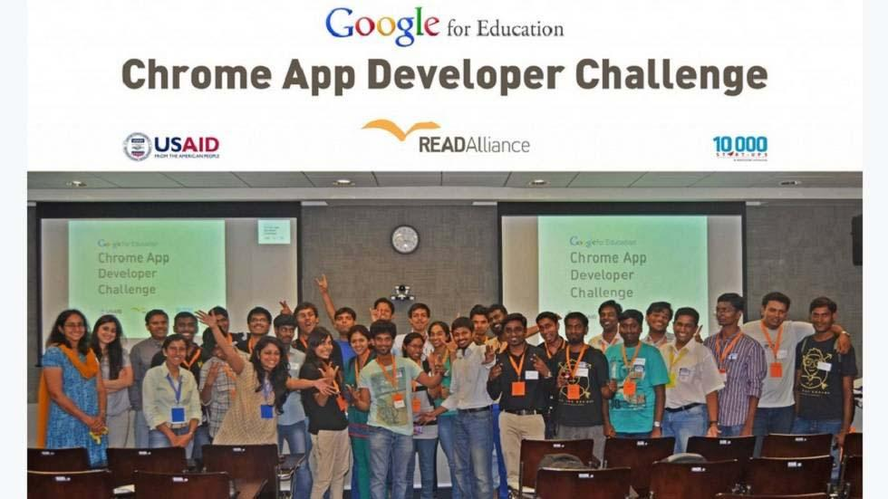 Finnler wins Google Chrome App Challenge