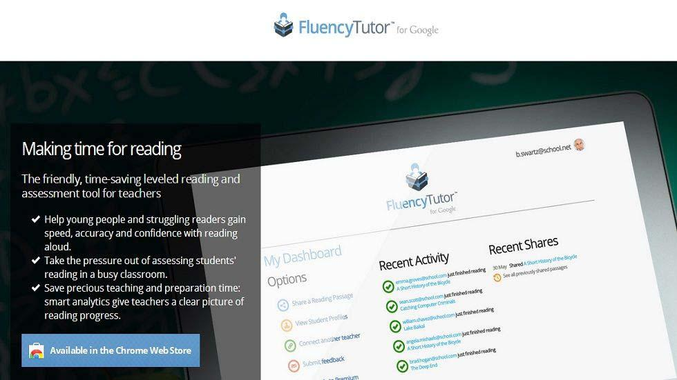 New Friendly Reading and Assessment Tool for Teachers