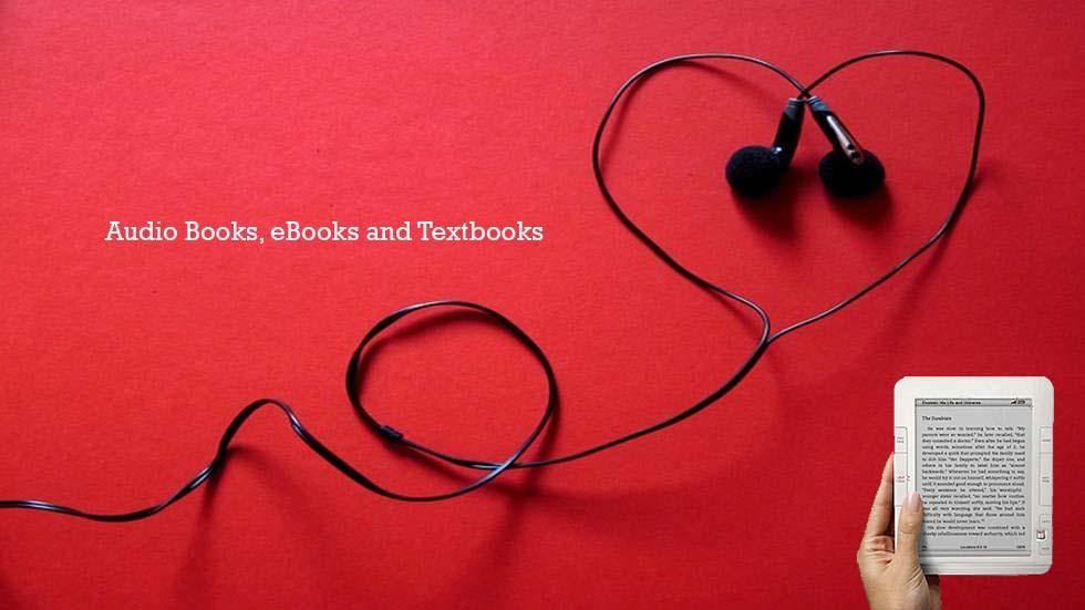 You Cannot Afford to Miss These Free Resources for Audio Books, eBooks and Textbooks