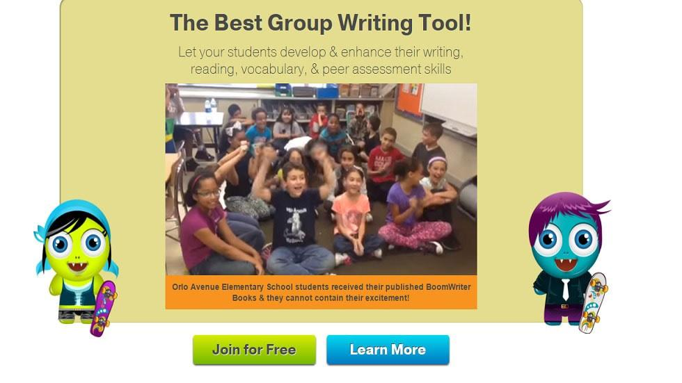 Conduct Group Writing Projects with BoomWriter