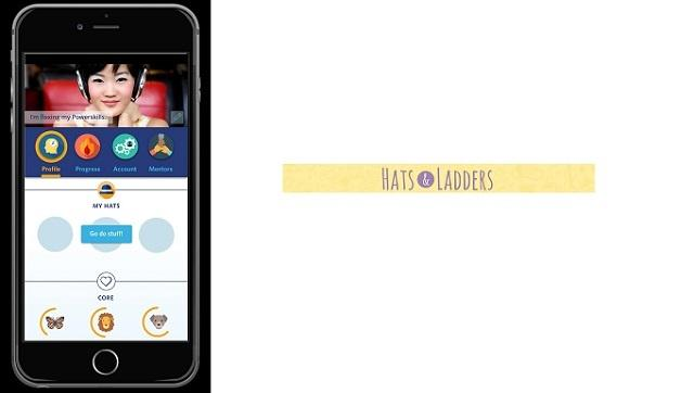 Hats & Ladders Career Tool Wins Seed Funding from National Science Foundation