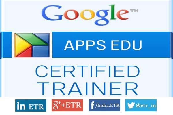 how does being a google certified trainer help