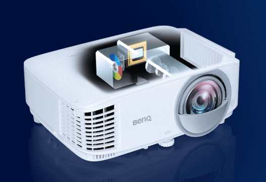 Dustproof Technology BenQ-Projector