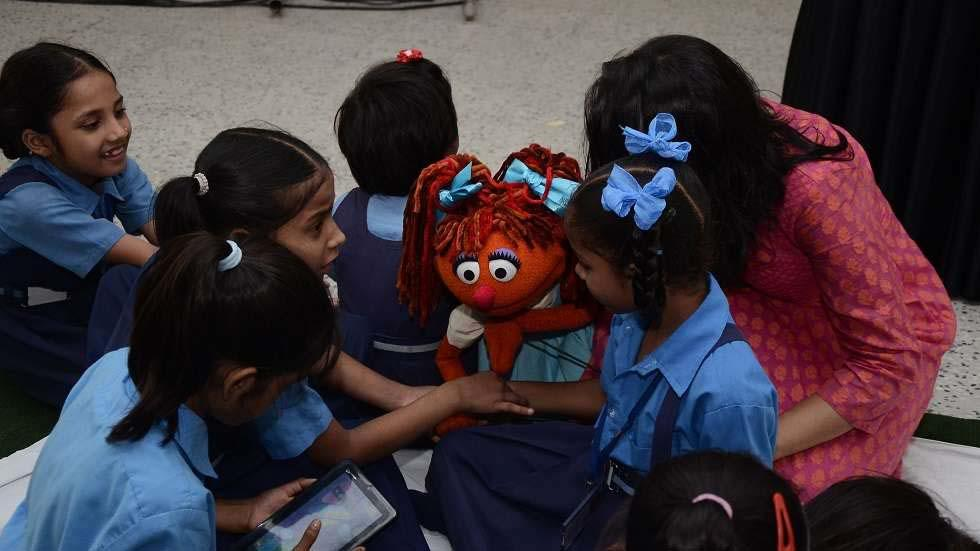Qualcomm, Sesame Workshop India, and South Delhi Municipal Corporation Collaborate to Improve Children's Literacy and Numeracy Skills through Innovative Games on Affordable Tablets and Smartphones