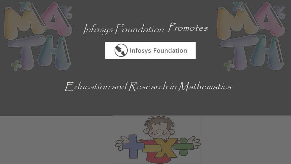 Infosys Foundation Commits INR 30 Crore to Promote Education and Research in Maths