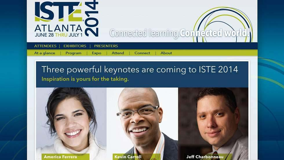 Why you should attend ISTE 2014?