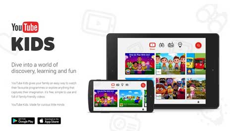 "Google Steps in the Market for Kids with ""YouTube Kids"""