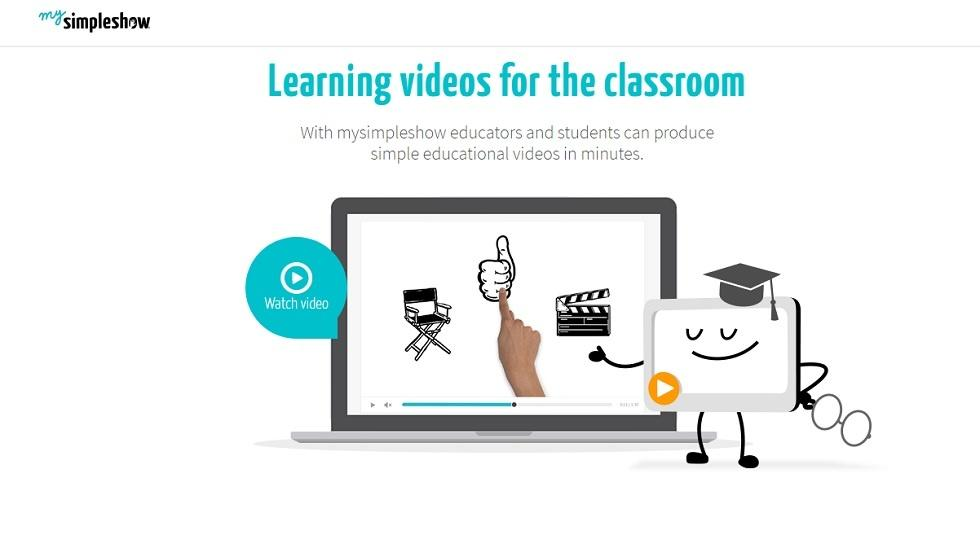 "mysimpleshow Kicks Off a New Era of Blended Learning With Free ""Classroom"" Solution"