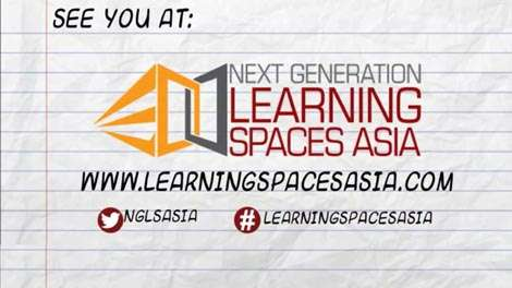 2nd Annual Next Generation Learning Spaces Asia 2016