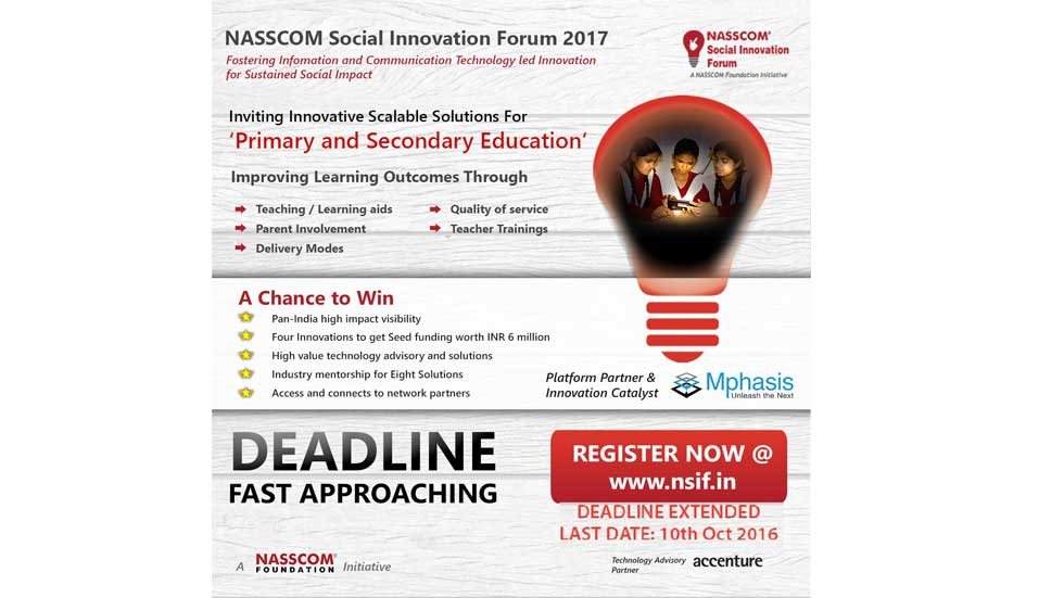 How NASSCOM is Recognizing the Importance of Tech Led Innovations in Education