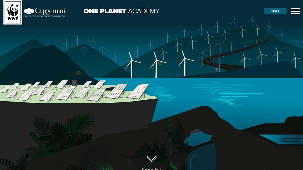One Planet Academy: The Step By WWF Towards Environment Education And Sustainable Development