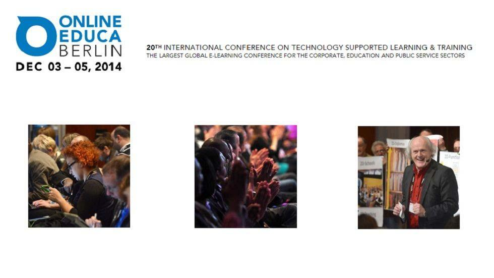 International Conference on Technology Supported Learning & Training