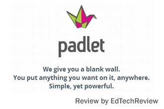 Padlet - Paper for the web