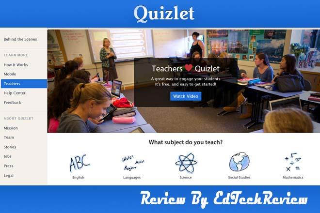 Quizlet - Free Learning Tools for Students and Teachers