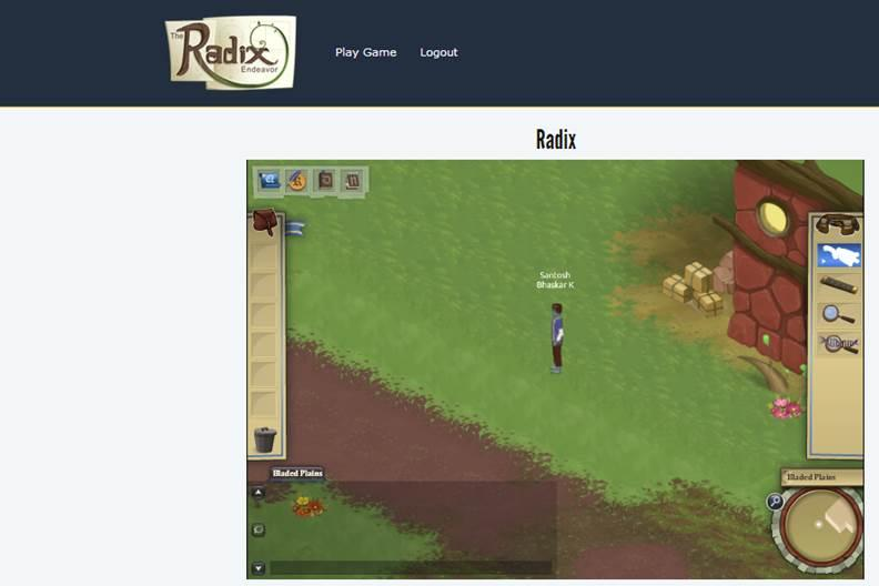 The Radix Endeavor- Online Game for STEM Learning by MIT